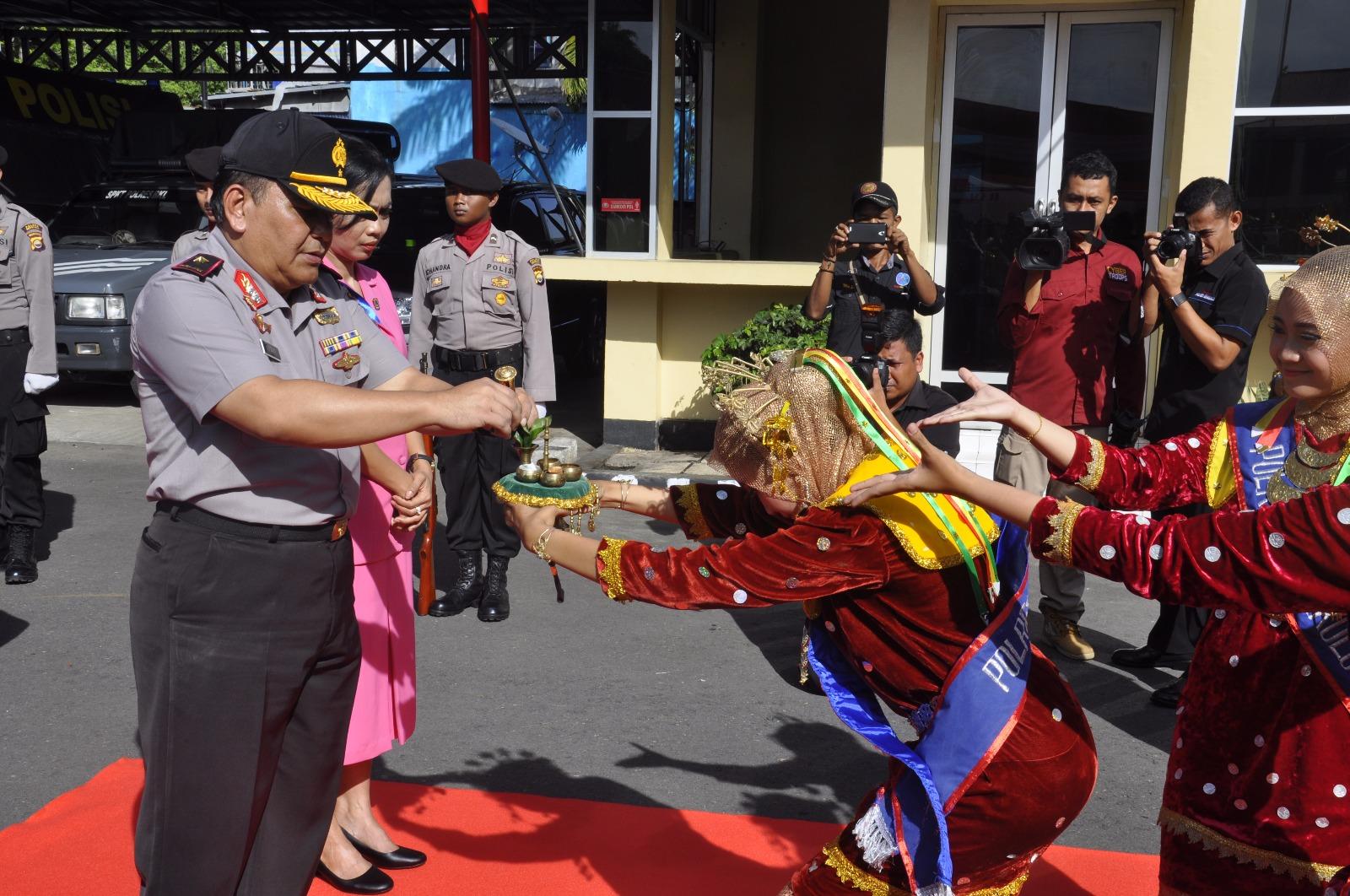 Kunjungan Ke Polres Bengkulu, Kapolda Apresiasi 13 Program Inofatif Kapolres