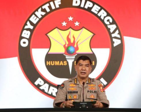 Kapolri Sampaikan Program 100 Hari Pertama Dalam Commander Wish