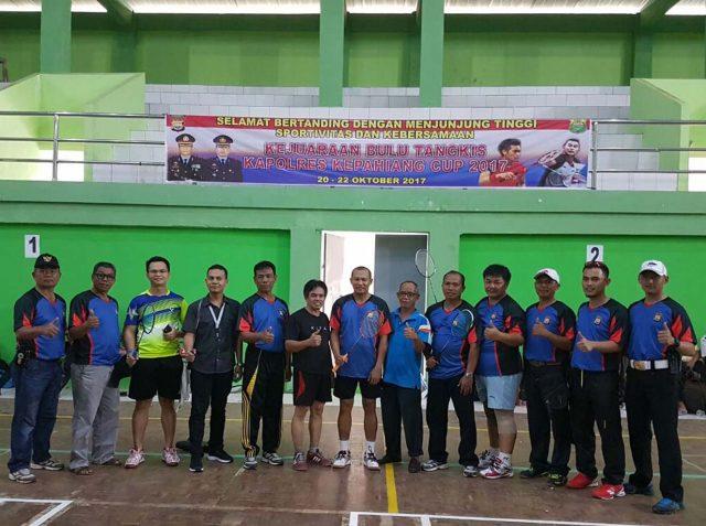 Turnamen Bulutangkis Kapolres Cup 2017, Tekad Mewujudkan Kepahiang Bebas Narkoba