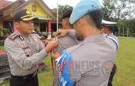"""21 Hari ke Depan, Polres Kepahiang Gelar """"Operasi Keselamatan Nala 2018"""""""