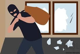 Nekat Mencuri, Pemuda Tanggung Tertangkap Pemilik Rumah