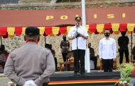 Gubernur Bengkulu Pimpin Gelar Pasukan Ops Ketupat Nala-2021