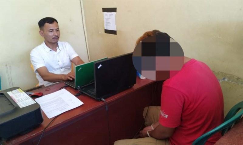 Spesialis Pencuri Elektronik Ditangkap Polisi