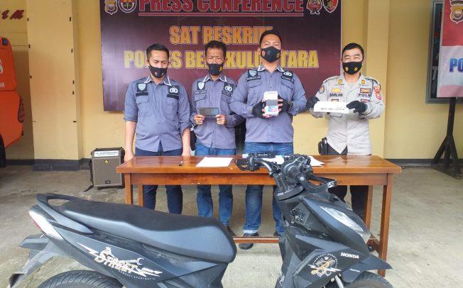 Miris !!! Terlibat Curanmor, 3 Pelaku Anak Dibawah Umur Ditangkap Polisi