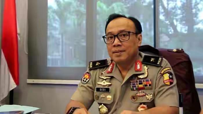 Polri : Jaringan Ji Bangun Strategi di Jawa dan Sumatera