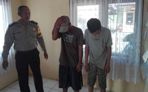 Tempo Semalam, Pelaku Pencurian Ditangkap Polsek Sukaraja