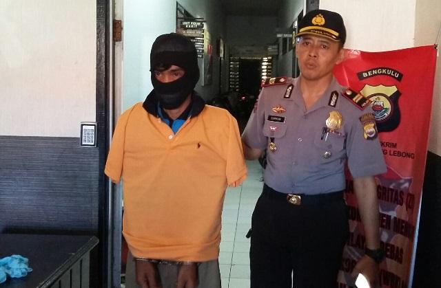 Polisi Bekuk Buronan Tujuh Tahun