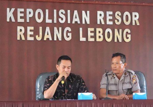 Ops Musang Polres RL Tangkap 4 Tersangka
