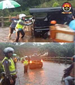 Banjir di Kepahiang