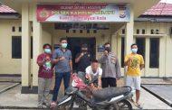 Curi Motor Di Pesantren, Pemuda Seluma Ditangkap Polisi