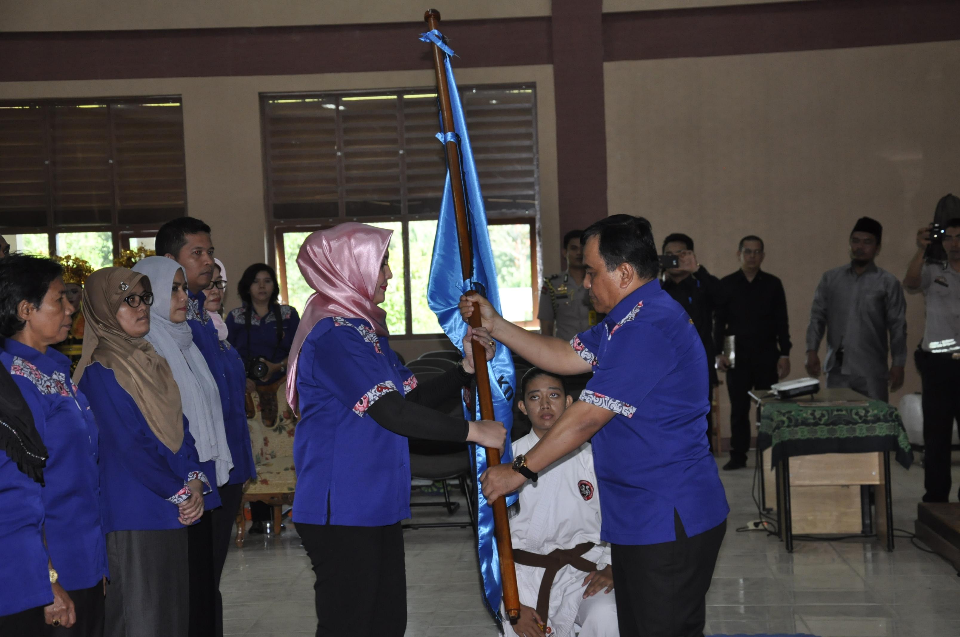 Ketua DPRD Kota Bengkulu Jabat Ketua Inkanas