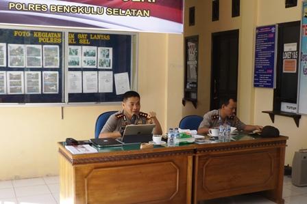 Kapolres Bentuk Ketua Program Pelaksana Program Prioritas Kapolri