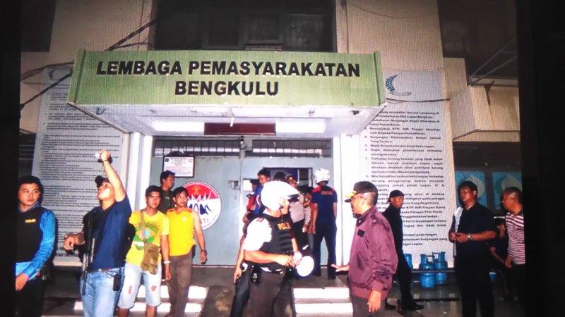 Polisi terus usut pembakaran Lapas Malabero