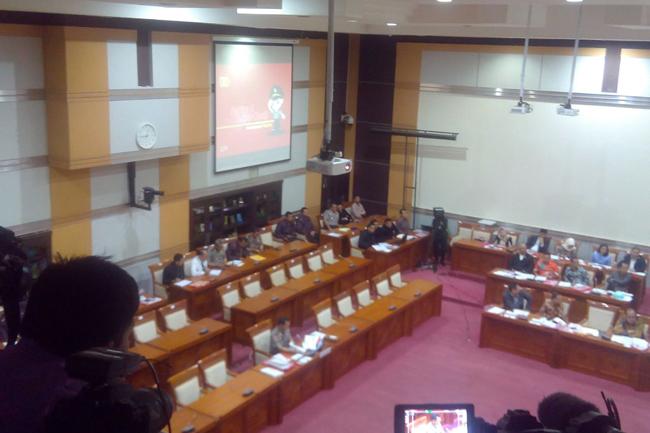 Komjen Pol Tito Karnavian : Kami Keberatan dewan khusus Awasi Densus 88