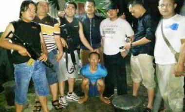 Polisi Ringkus Pelaku Pembunuhan Lahat