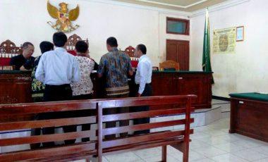 Polres Bengkulu Menangi Praperadilan