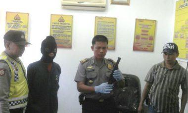 Polisi Bekuk Pelaku Begal