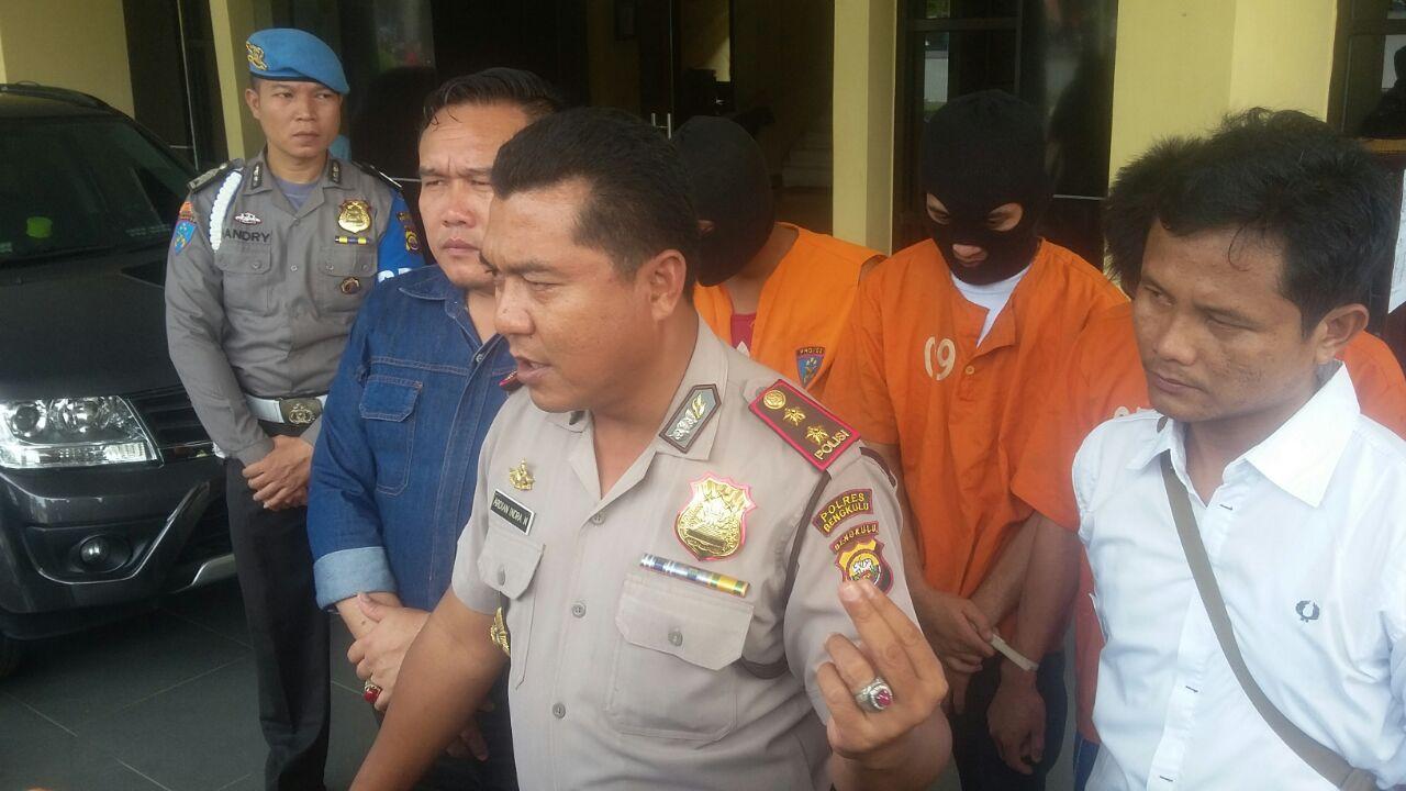 Curi Mobil Carry, Warga Lahat Ditangkap Polres Bengkulu