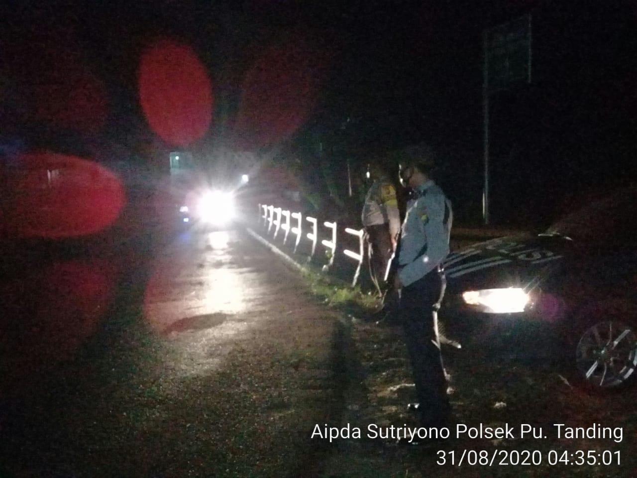 Cegah Kriminalitas, Polsek PUT Tingkatkan Patroli dan Sambang Kamtibmas