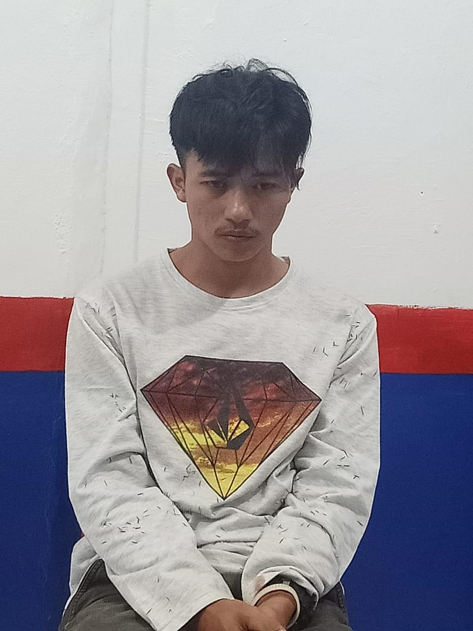 Simpan Ganja, Pemuda 22 Tahun Ditangkap Polisi