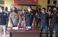 Peras Kades 25 Juta Bawa Nama Kajati, 2 Warga Benteng Ditangkap Polisi