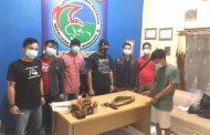 Miliki Paket Ganja Asal Sumsel, Warga Kepahiang Diamankan Polisi