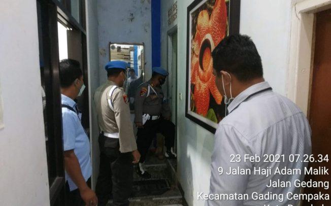 Cegah Penyalahgunaan Narkoba Yang Libatkan Anggota Polri, 56 Personil Bid Propam Di Cek Urine