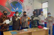 Didampingi Dandim 9409/RL dan Kajari, Kapolres Rejang Lebong Release Keberhasilan Pengungkapan Narkoba