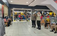 Ops Yustisi Pusat Keramaian, Polres Bengkulu Tegur Pelanggar Prokes