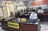 Bahas PPKM dan Persiapan Pengamanan Sholat Eid, Wakapolda Bengkulu Rapat Virtual Bersama Sekda dan Dinkes Provinsi