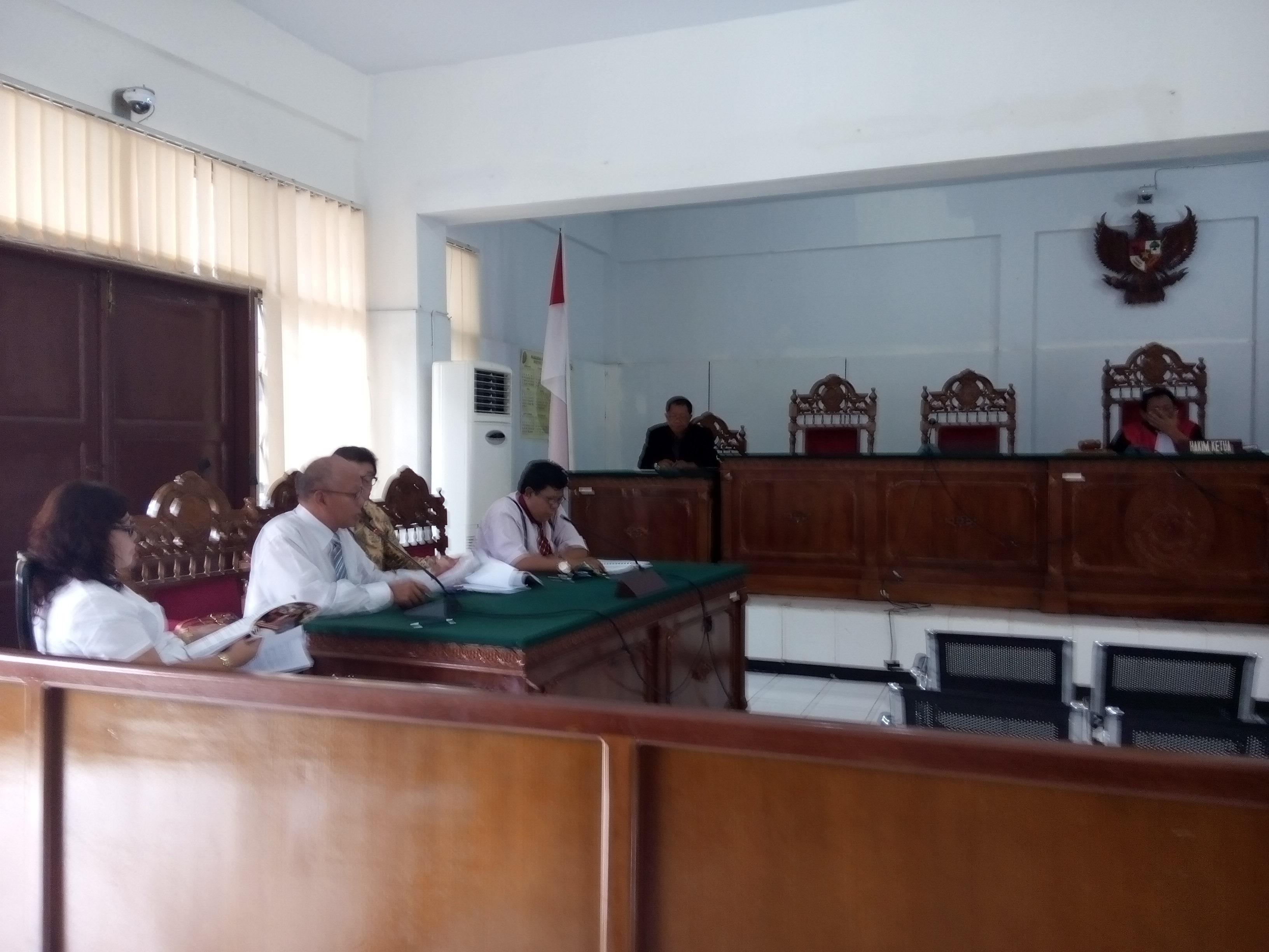 Kasus Di hentikan, Korban Ajukan Praperadilan