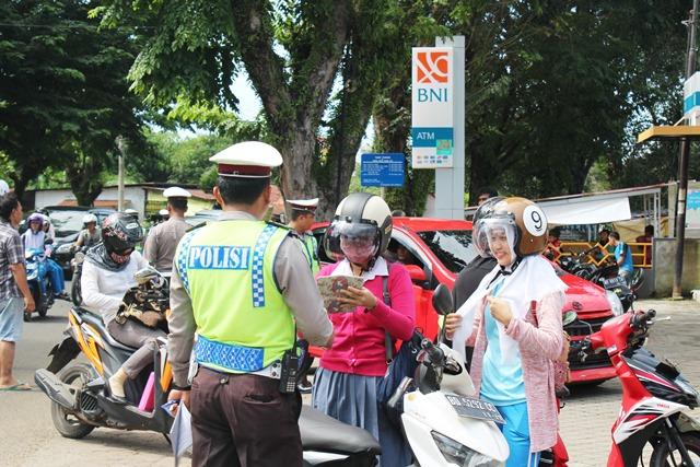 Operasi Patuh Nala, 87 Pelanggar Ditilang