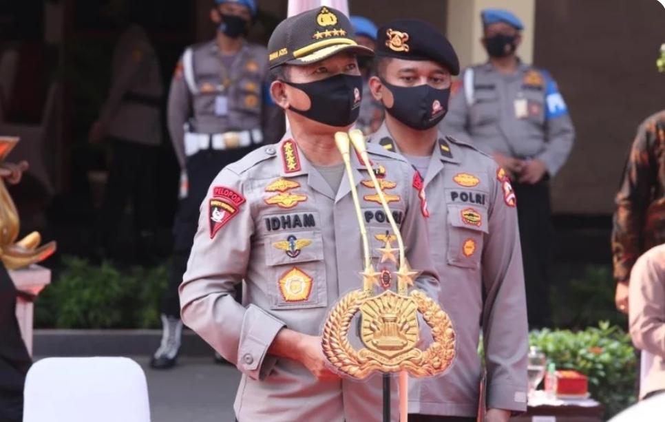 Dukung Kebijakan Pemerintah Tangani Covid-19, Kapolri Perpanjang Operasi Kontijensi Aman Nusa II
