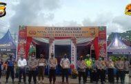 Wakapolres dan Bhayangkari Polres Benteng Berikan Tali Asih Kepada Petugas Pospam dan Posyan