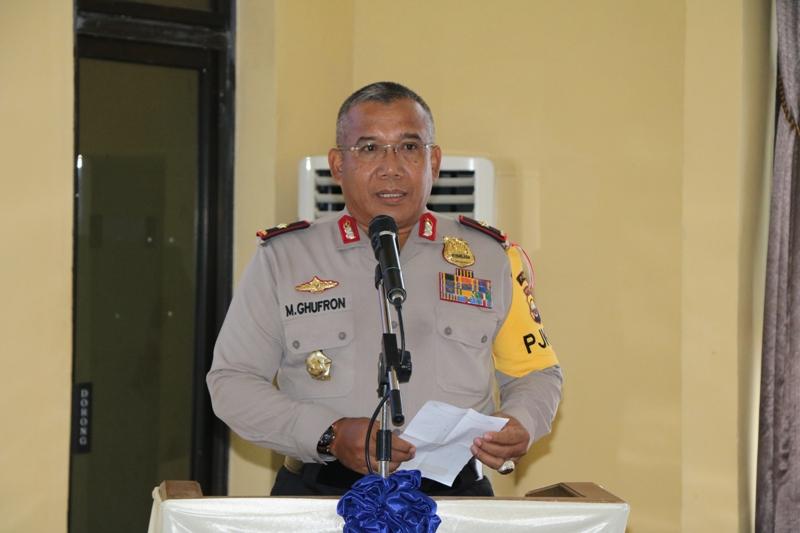 Tingkatkan Patroli dan Giat Sambang Kepolisian