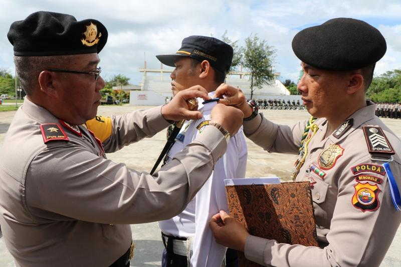 Gelar Pasukan Pengamanan Natal dan Tahun Baru