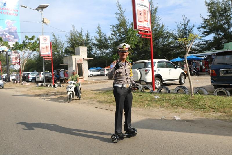 Patroli Inovasi Pam Ops Ramadniyah 2016