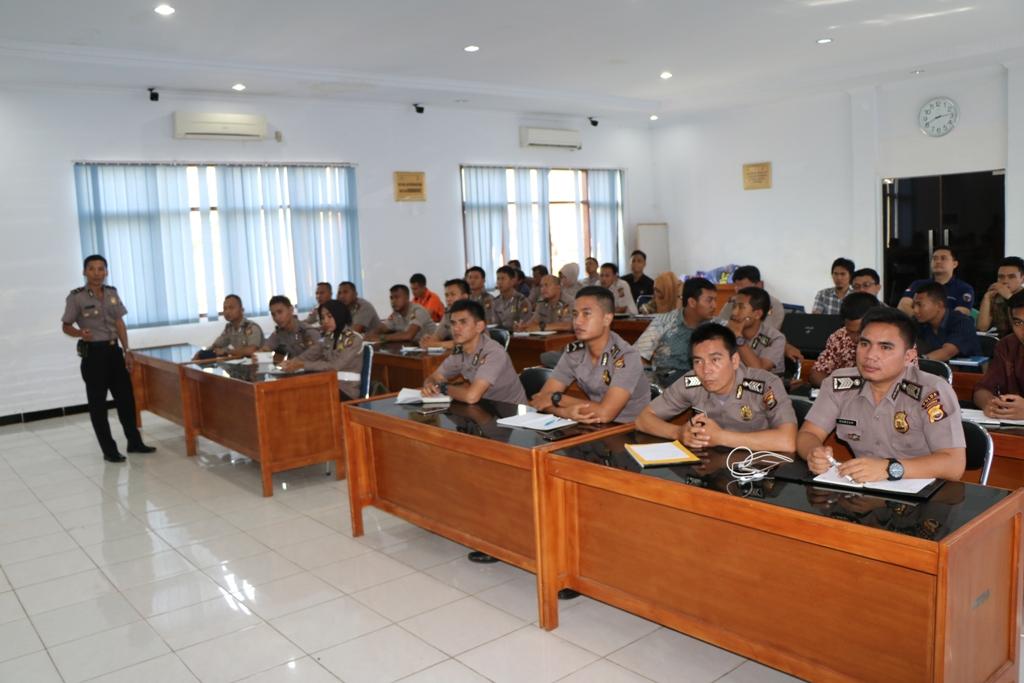 Pelatihan Untuk Para Operator Promoter