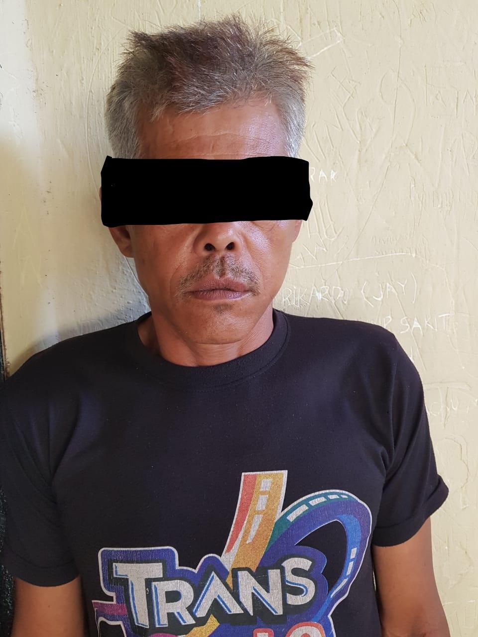 Ini Motif Terduga Pelaku Pembakar Rumah Istrinya Sendiri, Yang Berhasil Diamankan Polres Kepahiang Polda Bengkulu