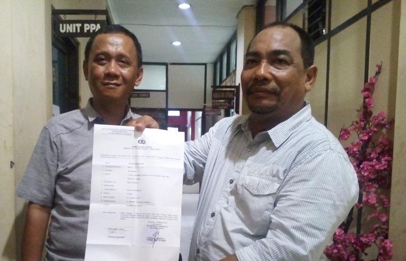 Wabup BS Dilaporkan Ke Polda BKL