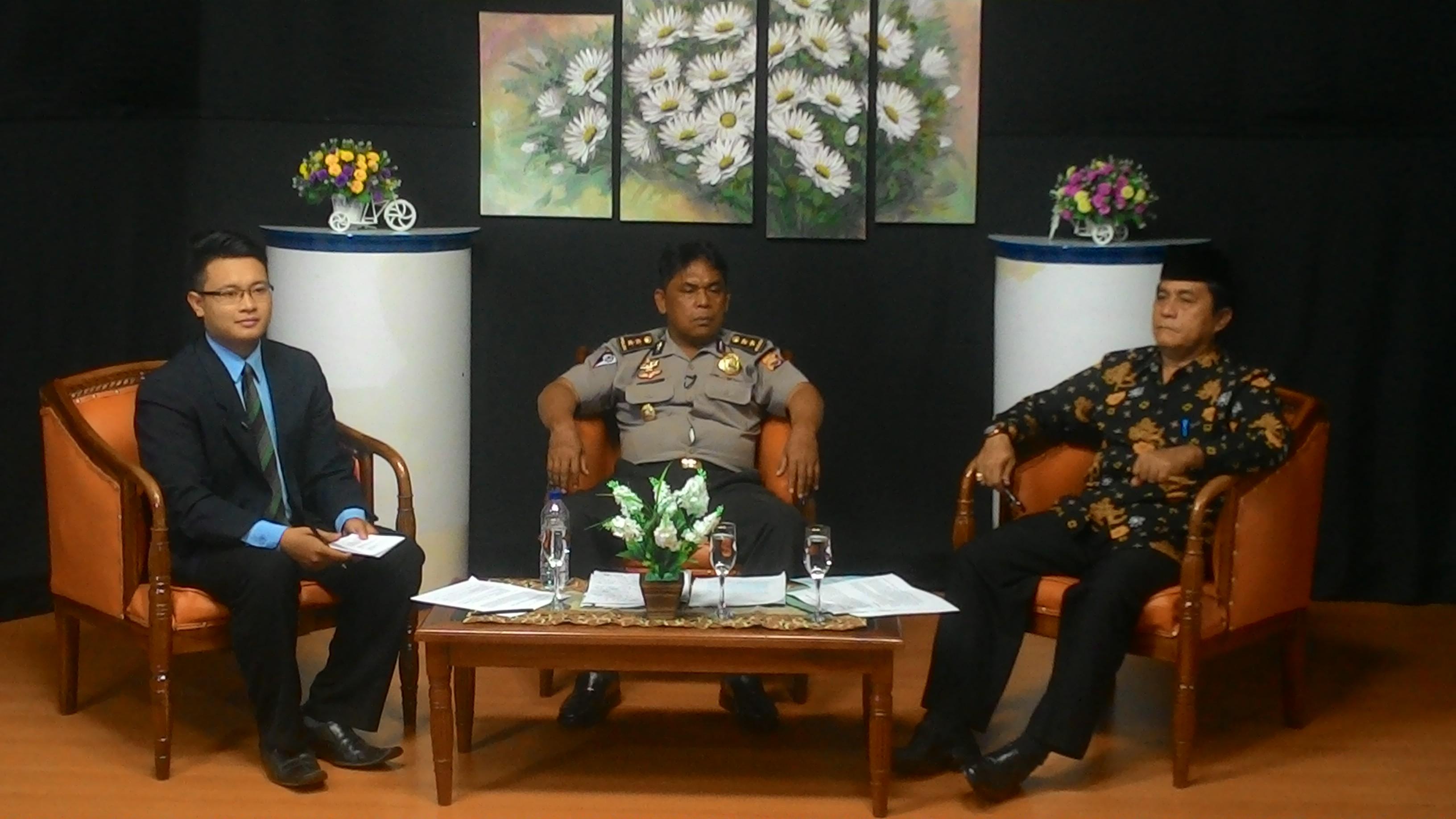 Mencegah dan mengantisipasi perkembangan paham radikal di Bengkulu