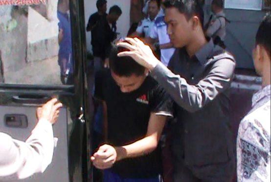 Terpidana Kasus Yuyun Di Pindahkan Ke Lapas Bentiring