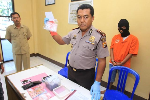 Polres Bekuk DPO Bandar Sabu
