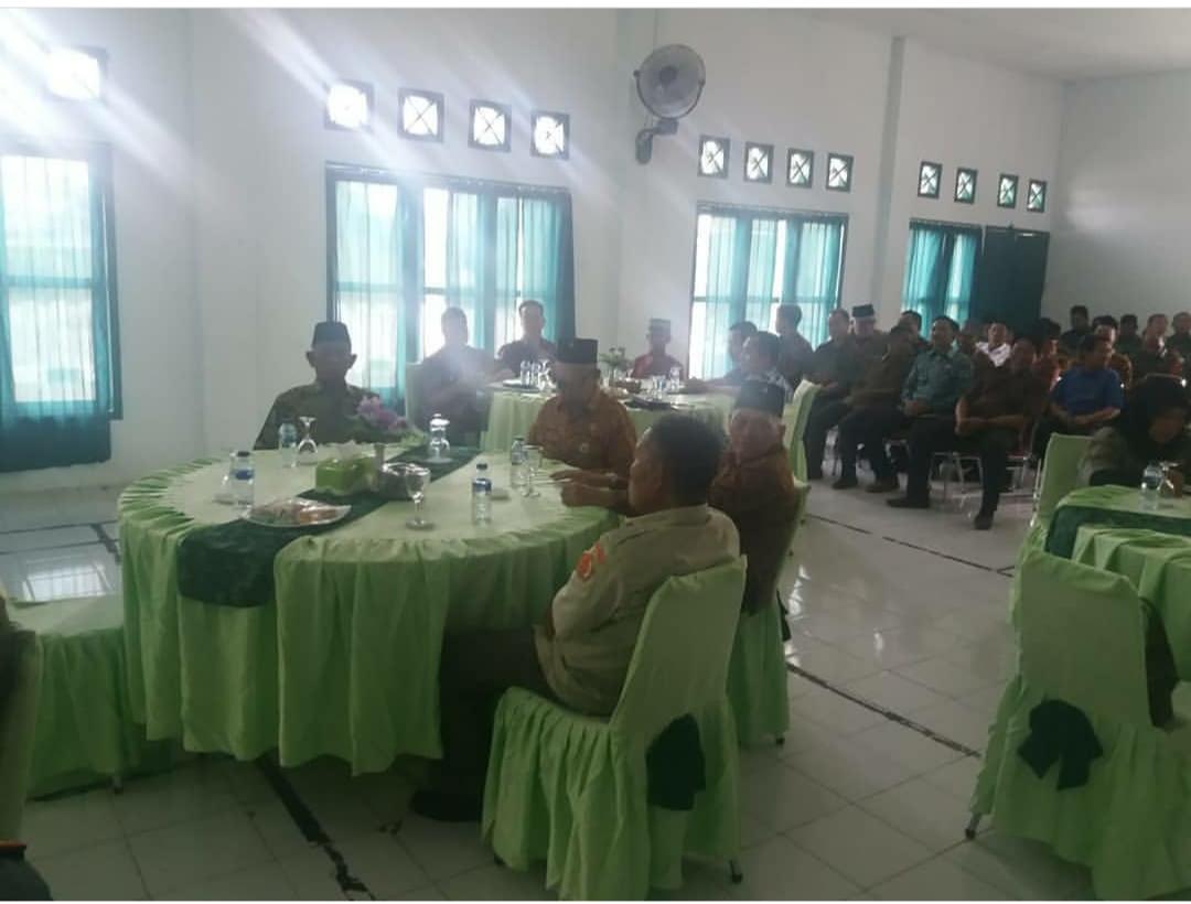 Eratkan Silaturahmi, Kapolres Seluma Coffee Morning Bersama Kepala Kodim 0425/Seluma dan FKPD