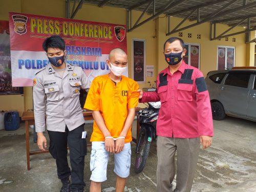 Curi Kotak Amal, Resedivis Ditangkap Polisi