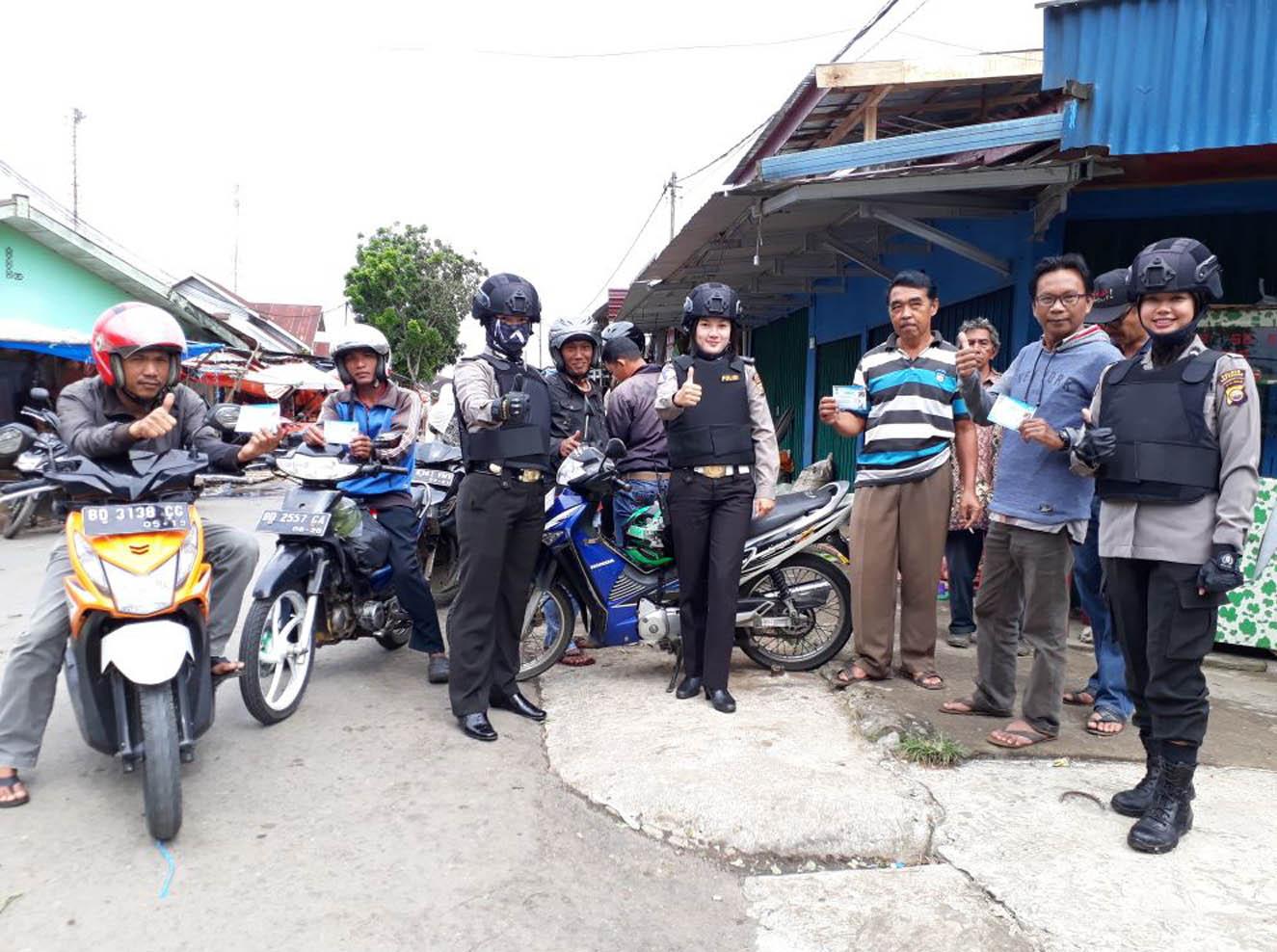 Polres Kepahiang Intensifkan Patroli Tim Nuri Untuk Menekan Kriminalitas