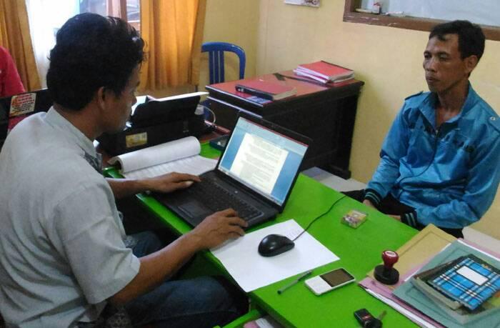 DPO Perkara Tahun 2012, Tersangka Za Berhasil Ditangkap