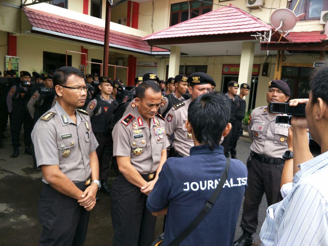 Cegah Kriminalitas, Polda Bengkulu Bentuk Police Mobile