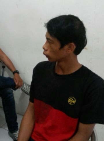 2 Bulan Dpo, Tsk Penikaman Di Tangkap