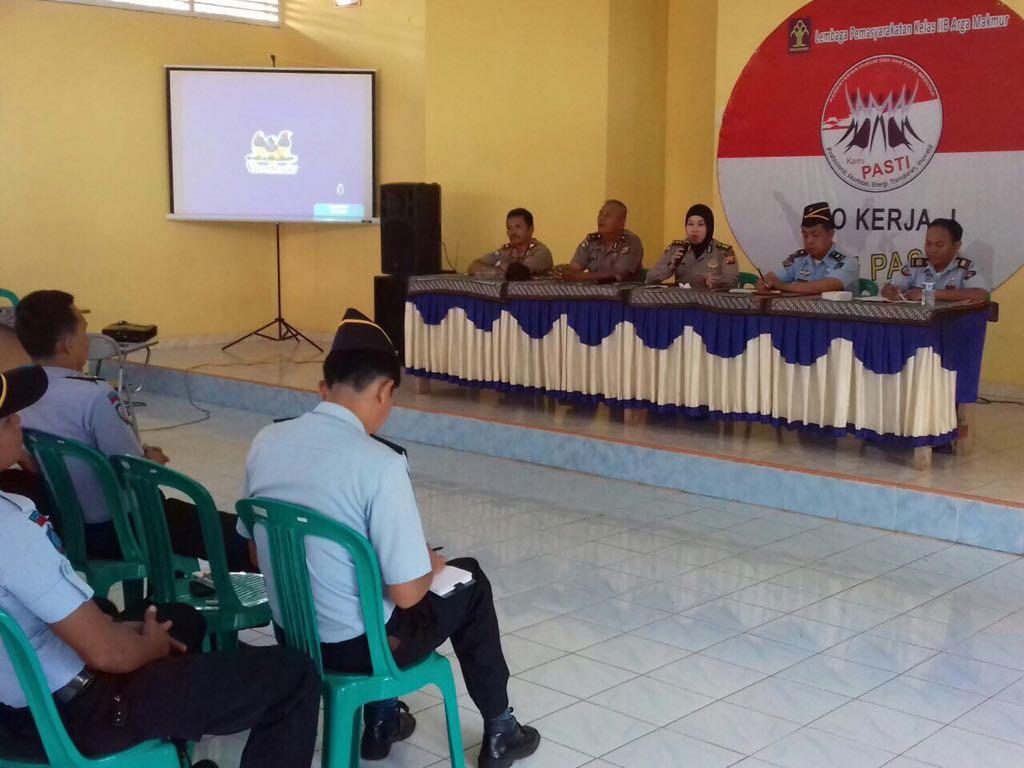 Sinergi Polisional, Polda Bengkulu Gelar Pembinaan Teknis dan Koordinasi Polisi Khusus